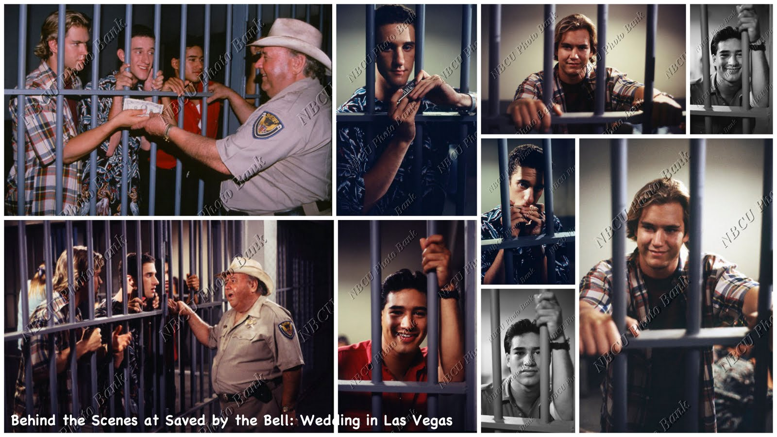 Bell Flashback Rare Behind The Scenes At Wedding In Las Vegas