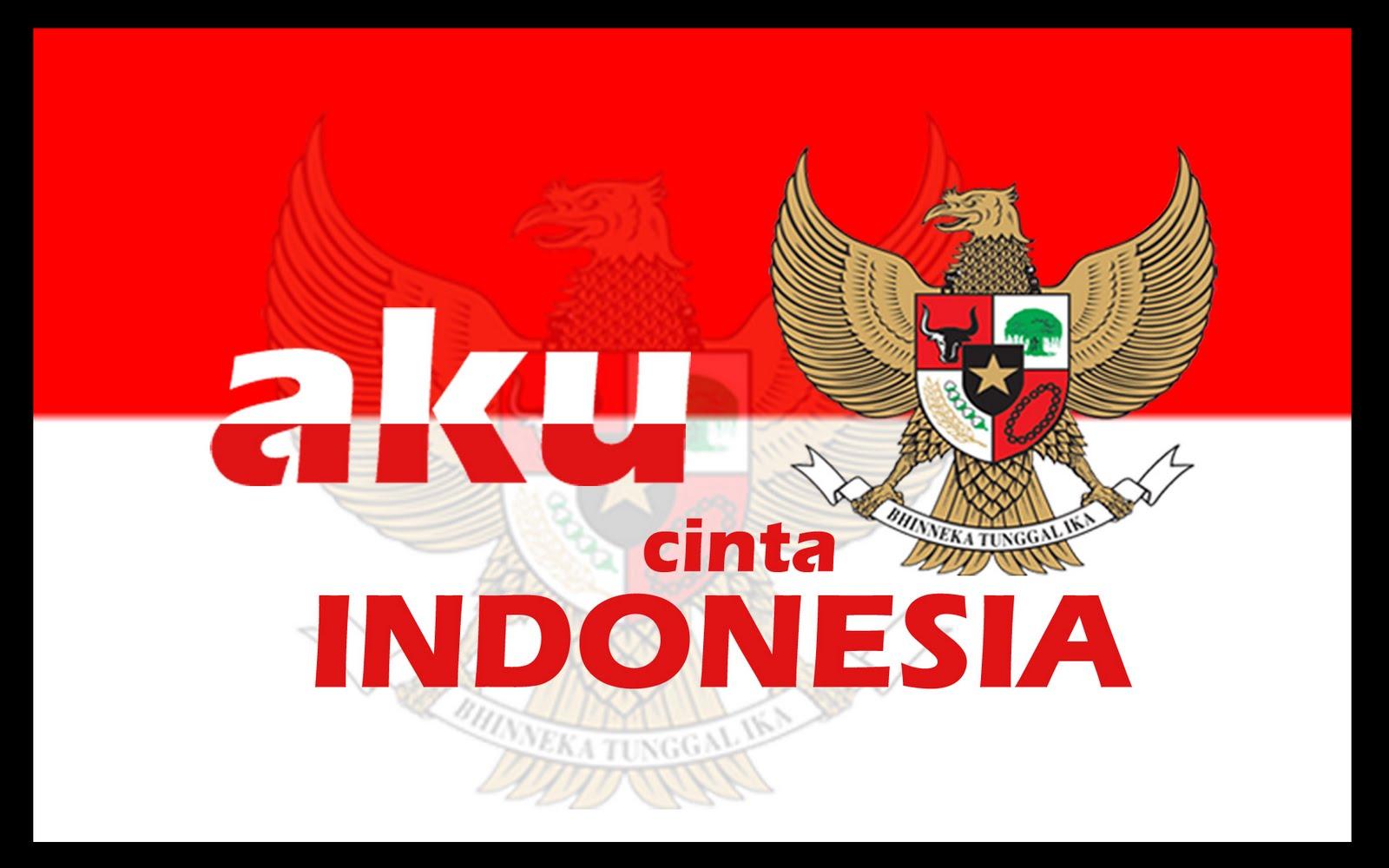 Wallpaper Aku Cinta Indonesia