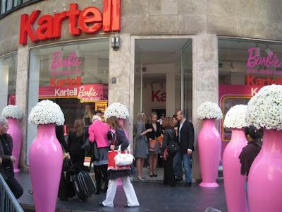 Diary of A Mad Life Crisis: Barbie for Kartell