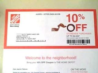 Home Depot Sign Up 10 Off Actual Coupons