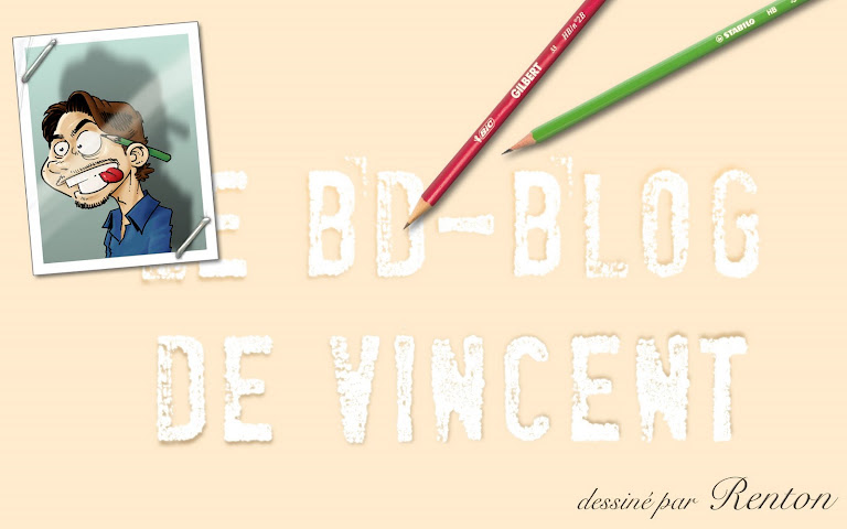 le bd blog de Vincent