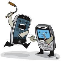 El iphone es una mierda