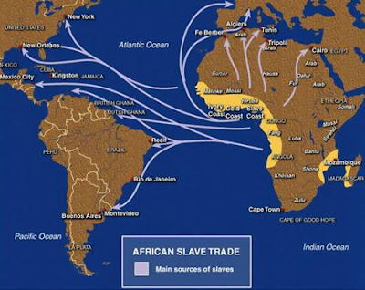 An analysis of dutch slave trade