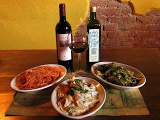 Antigua Italia Historia de la cocina italiana