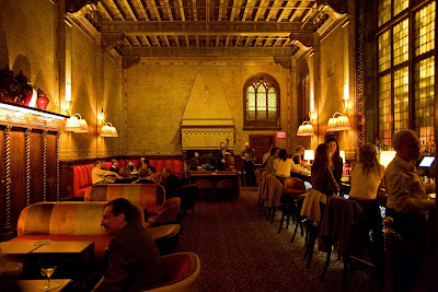 The Campbell Apartment Grand Central Terminal Entrance At 15 Vanderbilt Ave Between 42nd And 43rd Sts 212 953 0409 Open Daily From 3 00 Pm