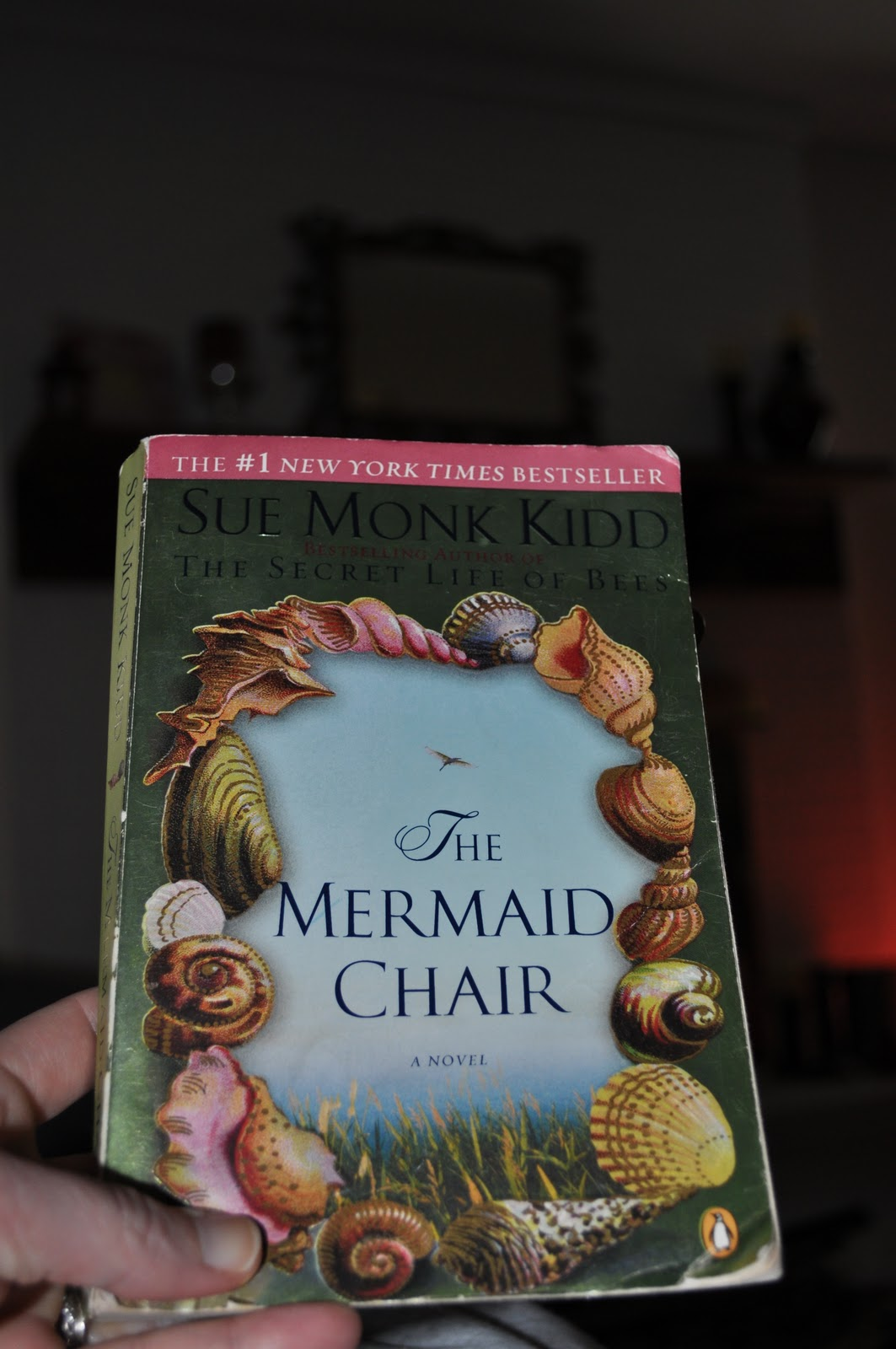 I finished The Mermaid Chair by Sue Monk Kidd over the weekend. I LOVED her first book The Secret Life of Bees when we read it in book club a couple of ... & The Mermaid Chair u0026 Art of Racing in the Rain - Suzu0027s Treats