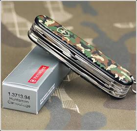 Padanghuma Victorinox Swiss Army Knife Huntsman
