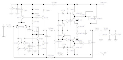 principle power amplifier design another electronics circuit schematics diagram. Black Bedroom Furniture Sets. Home Design Ideas