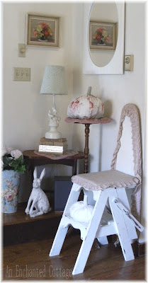 Amazing An Enchanted Cottage Ironing Board Chair Step Stool Sources Uwap Interior Chair Design Uwaporg