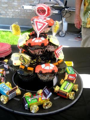 Kara S Party Ideas Kids Birthday Party Themes Car