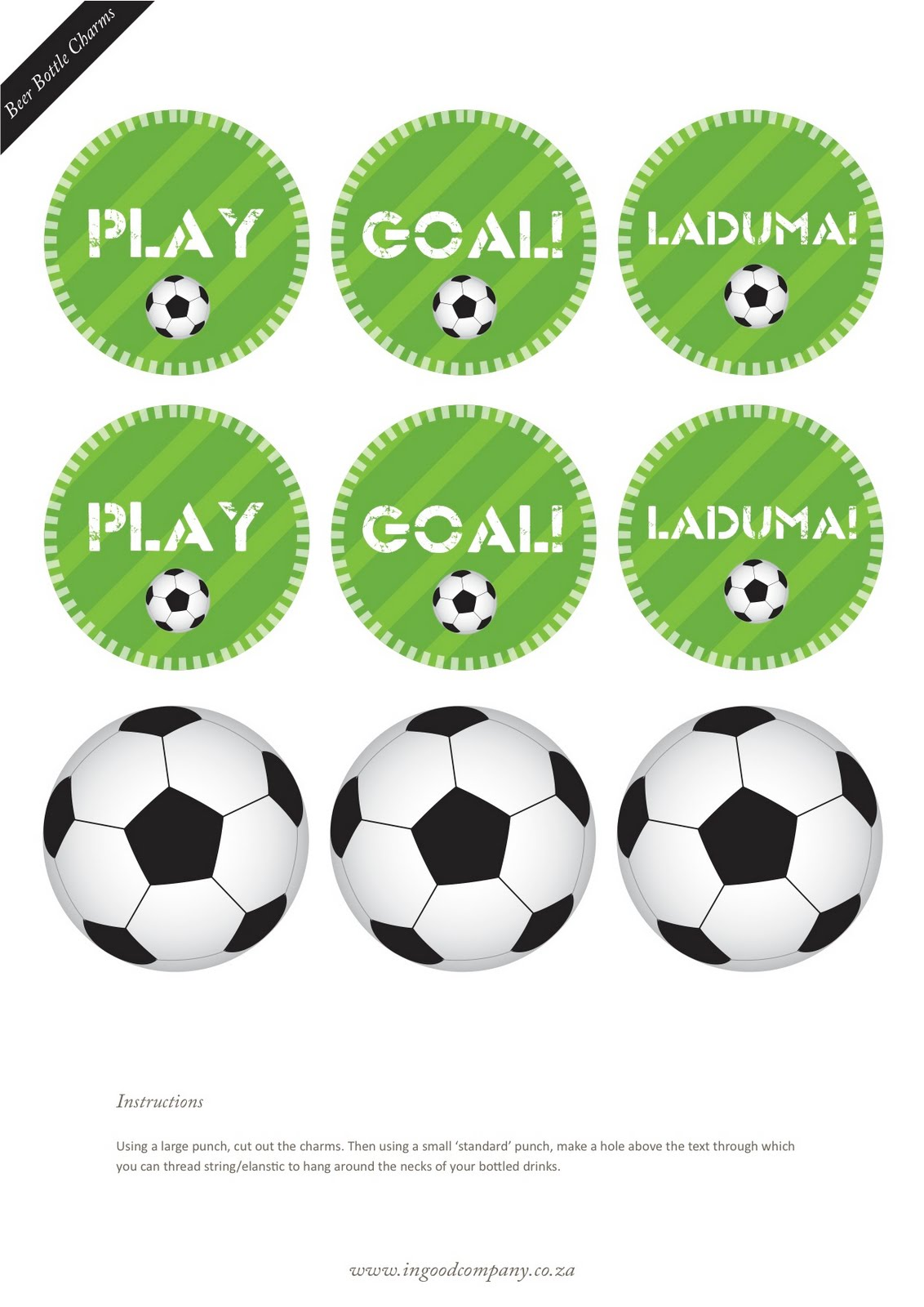 Kara S Party Ideas World Cup Soccer Party