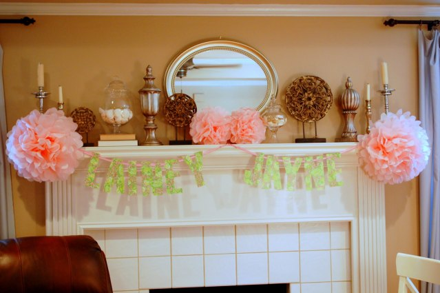 Kara's Party Ideas | Kids Birthday Party Themes: pink and ...