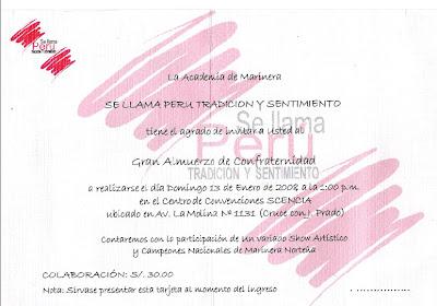 Promocion 86 Cavh Felix Rivera Almuerzo De Confraternidad