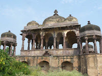 Battees Khamba Ranthambore Fort