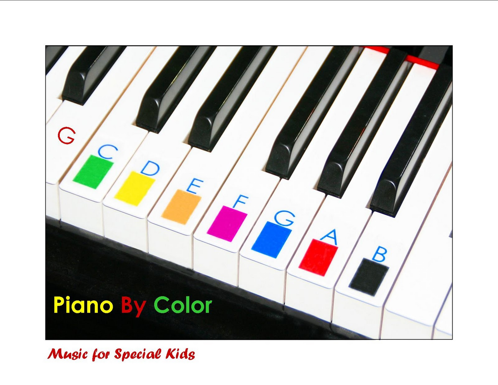 Music For Special Kids Activity Downloads