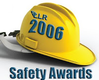 Top Saftey Award For Del Monte Employees