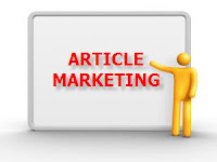 Article Marketing - Now an SEO Strategy