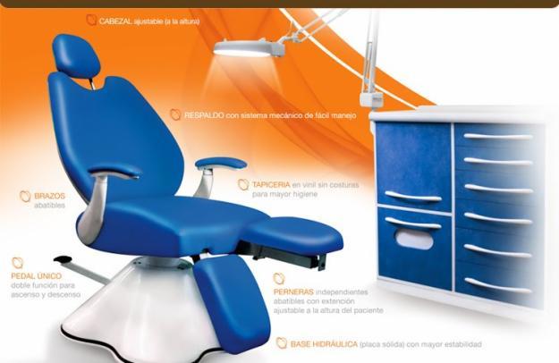 Instalaciones de la consulta dental  Auxiliar de Odontologa