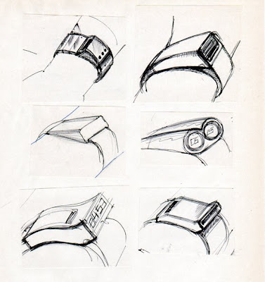 The 1974 La Chaux de Fonds Concept Watches of Jozsef Scherer