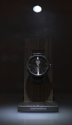 Black Moon Rising - Stepan Sarpaneva's Korona K3 Black Moon