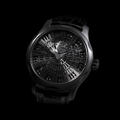 Black Moon Rising - Stepan Sarpaneva's Korona K3 Black Moon