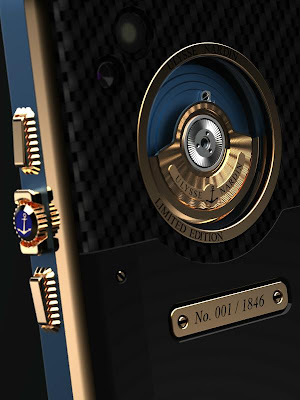 Preview - Ulysse Nardin Mechanical Cellphone to be Announced at Baselworld