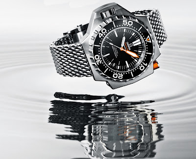 Omega Reissues the Famous Ploprof Divers Watch - 1970s Jacques Cousteau Collaboration