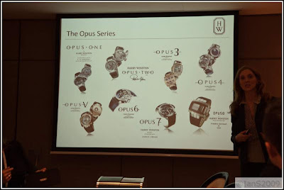 THE OPUS 9 REVEALED TODAY AT BASELWORLD! Jean-Marc Wiederecht & Eric Giroud for Harry Winston Rare Timepieces