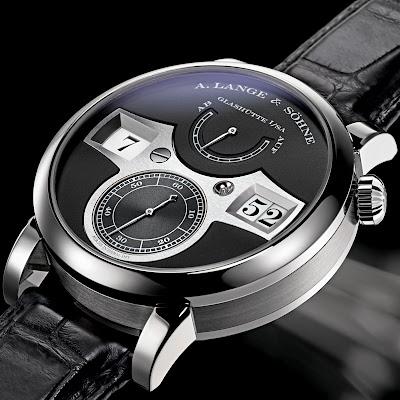 Watchismo Times: A. Lange & Söhne Zeitwerk