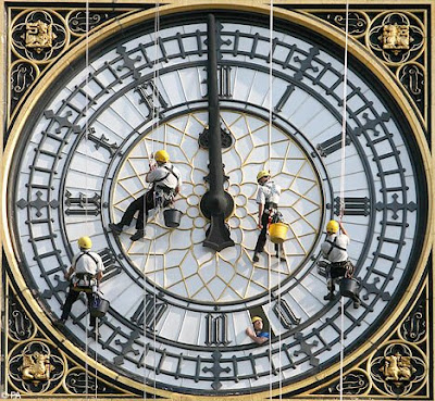 BONNNGG!  Big Ben's 150th Anniversary - Alex Doak Goes Inside for The Watchismo Times