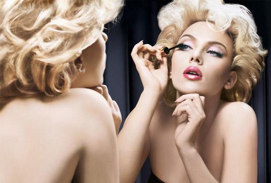 Scarlett Johansson For Dolce Amp Gabbana D Amp G Makeup Spring