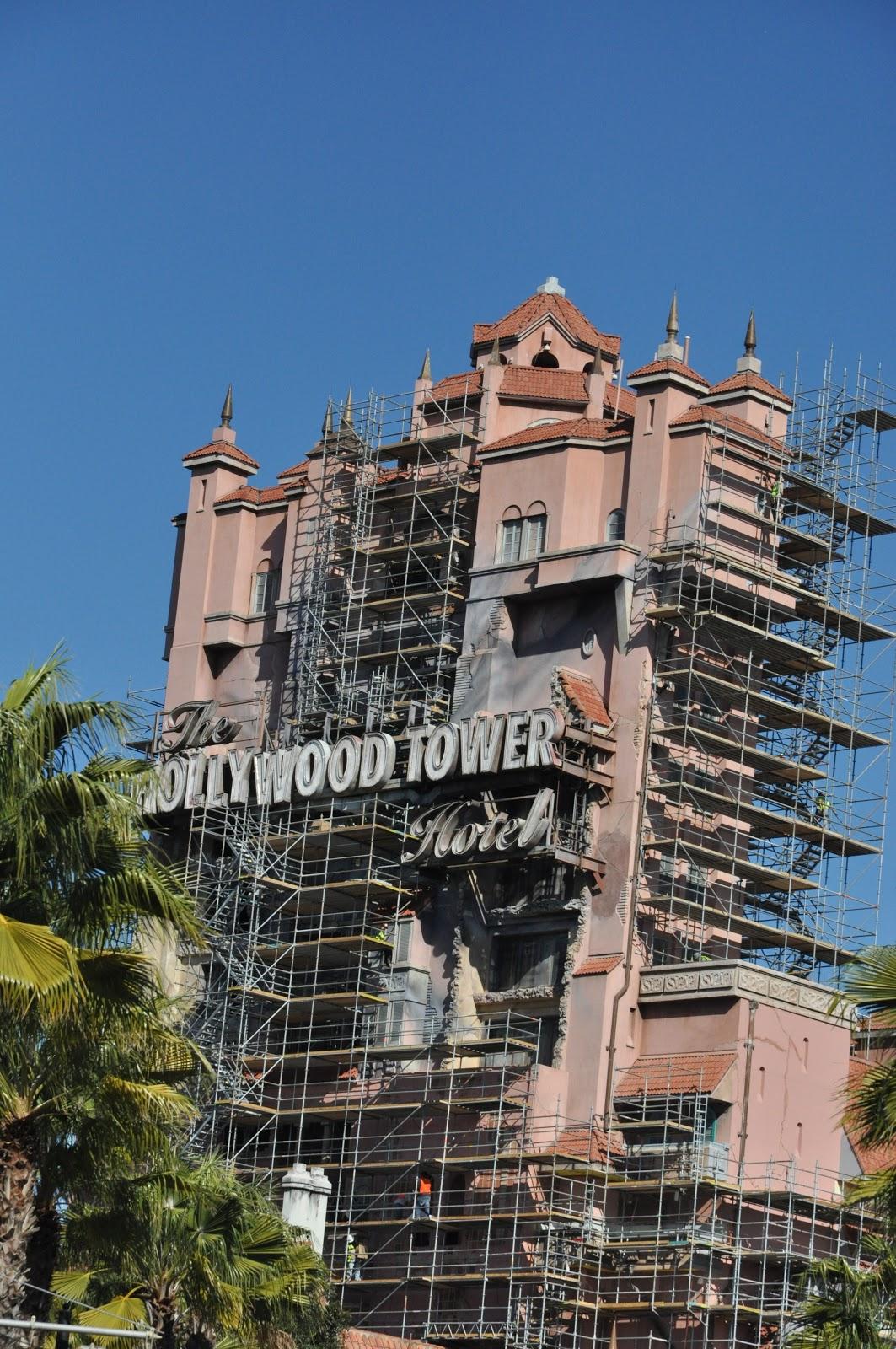 Disney Vacation Home: Hollywood Tower Hotel At Disney's