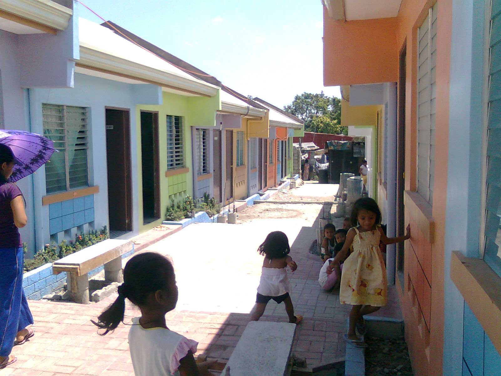 The Living Room: Transforming Slums in the Philippines