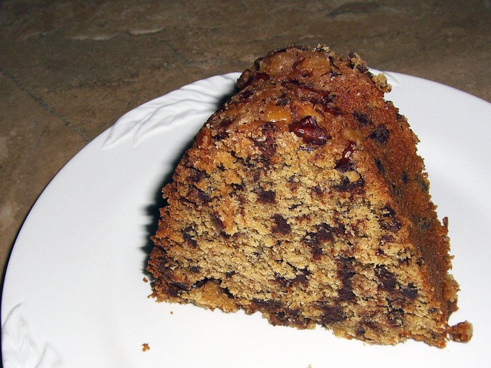 Southern Living Chocolate Chip Bundt Cake