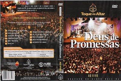 cd toque no altar deus de promessas gratis