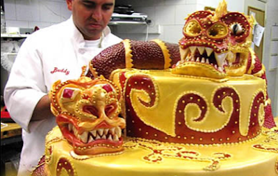Cake Boss Chef Torch Instructions