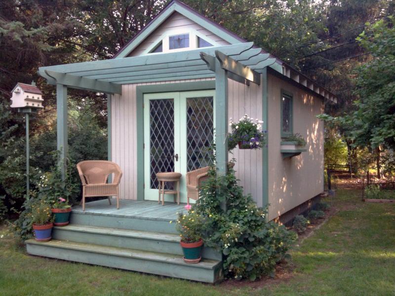 Garden Potting Shed Designs : Diy Plans