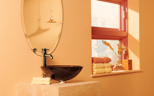 Interior Paint Schemes,Interior Paint Colors: Bathroom