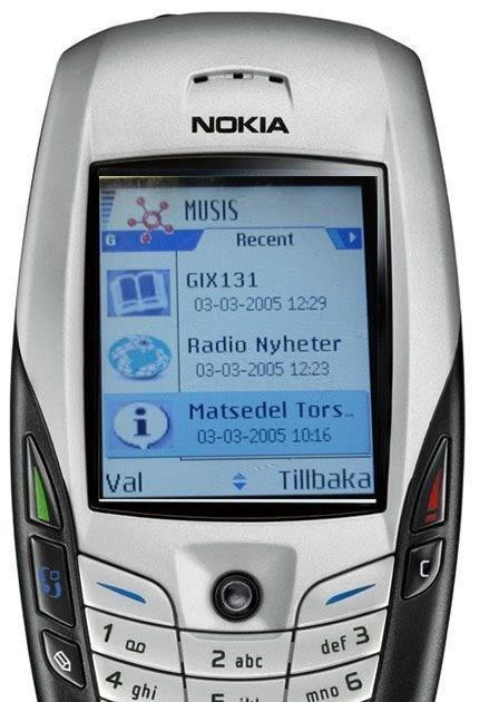 ir remote symbian nokia 6600