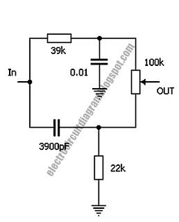 Electro Circuit Diagram: Big Muff Distortion Pedal Tone