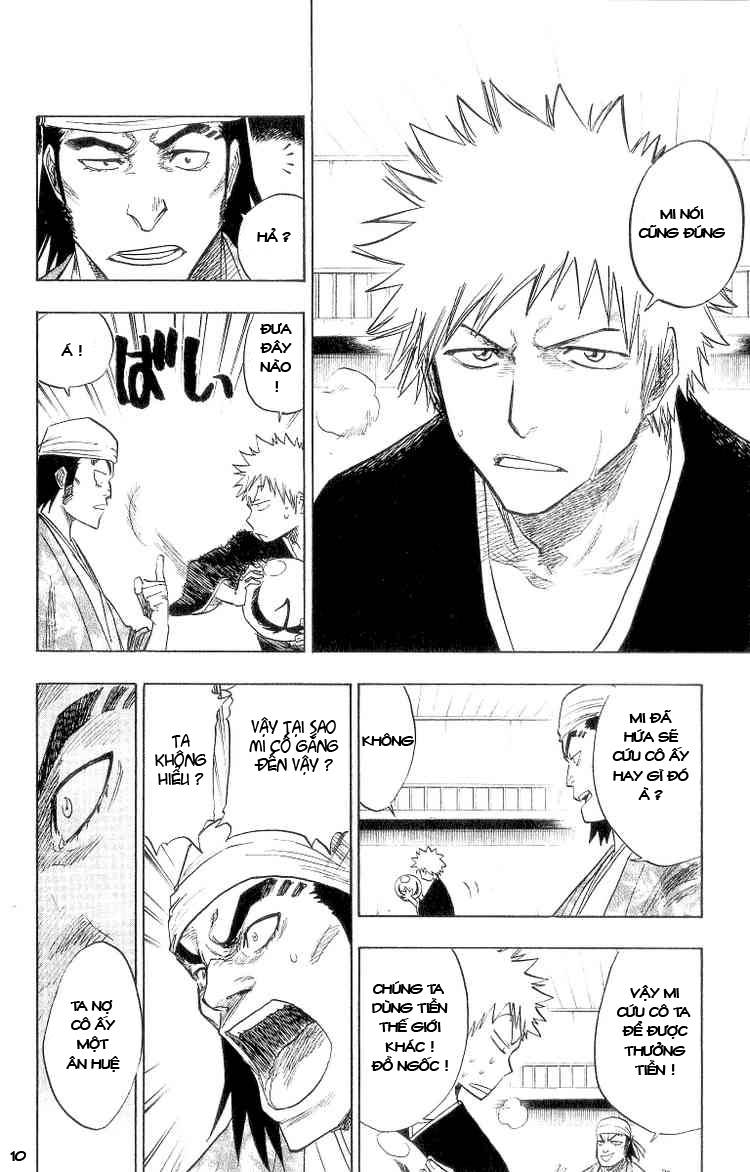 Bleach chapter 81 trang 10