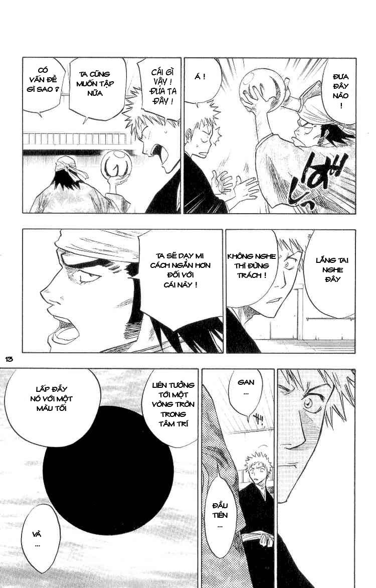 Bleach chapter 81 trang 13