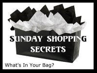 Sunday Shopping Secrets
