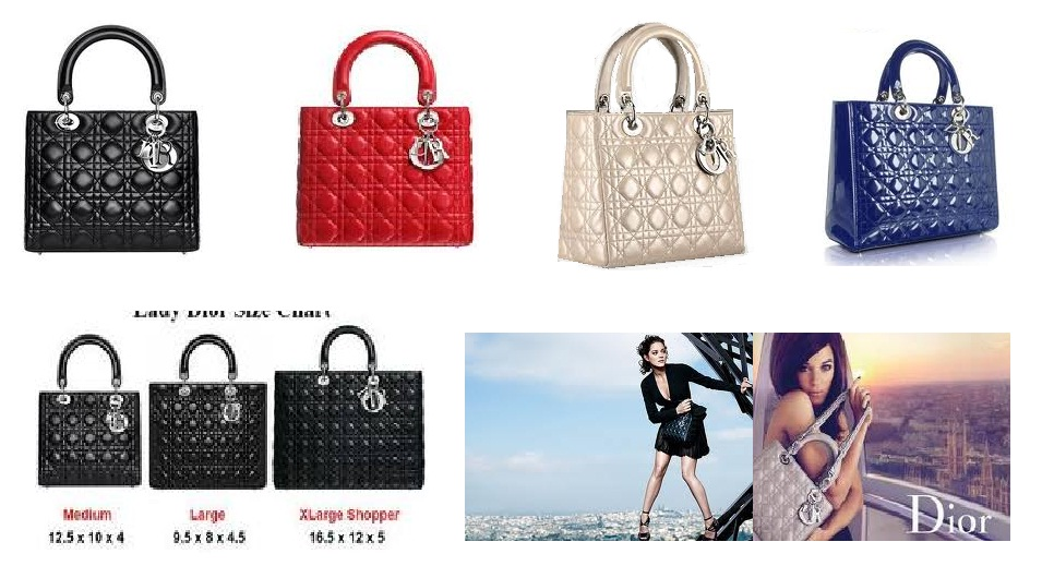 Handbags Addict  Lady Dior Classic Handbag afaa13366d184