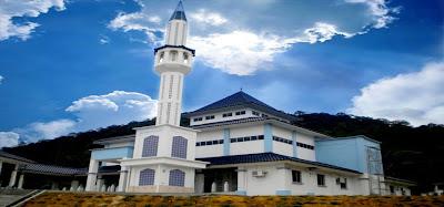 Image result for MASJID KG ISTANA BATU PAHAT