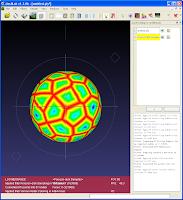 MeshLab Stuff: Creating Voronoi Sphere