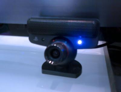 PlayStation Eye Camera