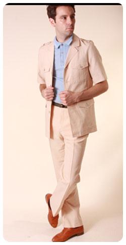 Best Exclusive Safari Suit For Our Men S