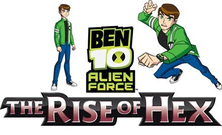 Beaches] Ben 10 alien force the rise of hex game download ppsspp
