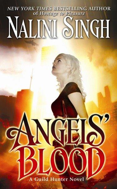 Angels blood – Nalini Singh